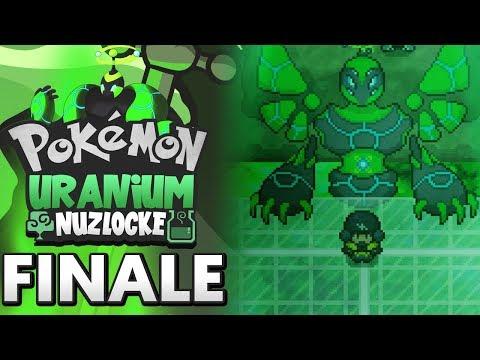 FINALE! Actan & Curie Final Fight!   Pokemon Uranium Nuzlocke Finale
