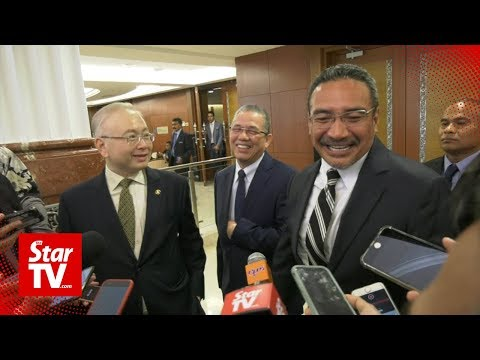 Wee Ka Siong to have meeting with party leaders