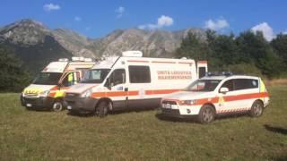 Terremoto Centro Italia 2016 - Federazione Misericordie Toscana