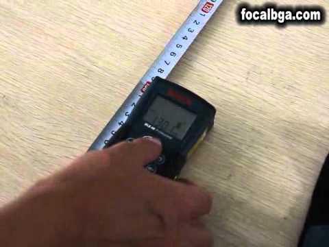 Makita Entfernungsmesser Ld060p : Laser entfernungsmesser plr bosch youtube