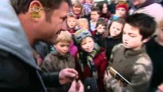 Me on TV - Live n Deadly 13/11/10 thumbnail