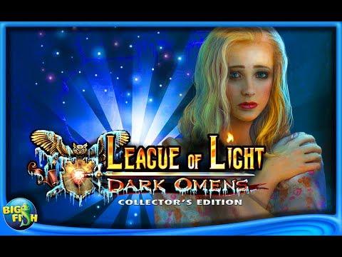 Лига Света: Темные знамения прохождение #1