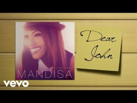 Mandisa - Dear John (Lyric Video)
