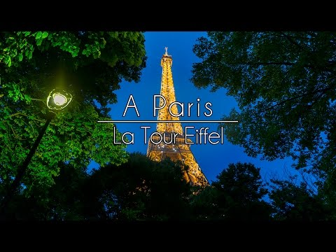 A Paris... La Tour Eiffel