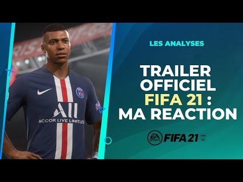FIFA 21 : Ma réaction à la bande-annonce de FIFA 21