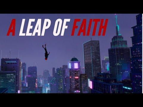 Spider-Man: Into the Spider-Verse - Faith