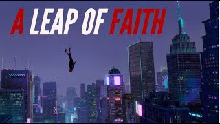Spider-Man: Into the Spider-Verse - Faith