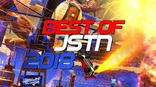 BEST OF JSTN 2018 (BEST GOALS, DRIBBLES, REDIRECTS, RESETS)