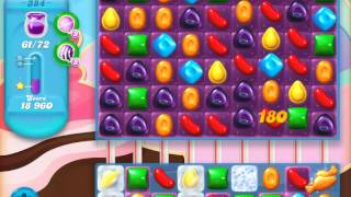Candy Crush Soda Saga Level 384