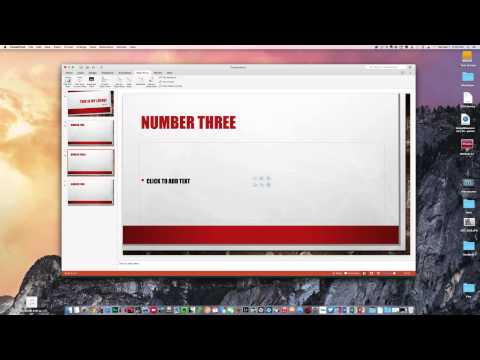 Microsoft Office 2016 Preview MAC