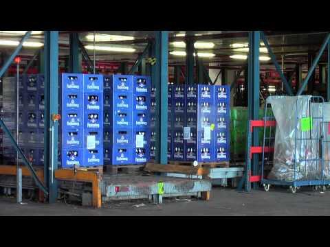Kempf Getränke Vollgutannahme - YouTube