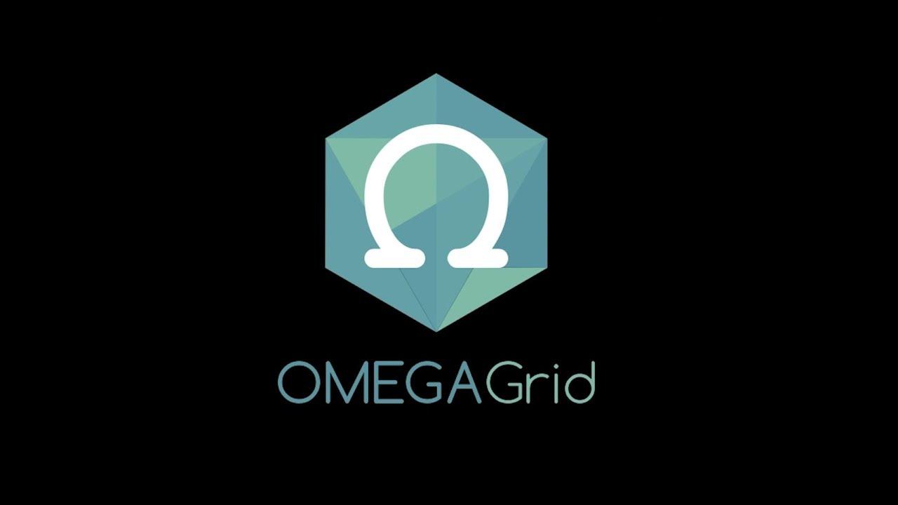 Omega Grid blockchain energy rewards platform