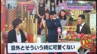 さんま「後ろの女性が美人過ぎ」とネットで話題!さんま&岡村祭り オトコってバカね!SP 2014年9月29日