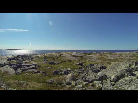 Phonography : Longue Pointe, Saint James Bay, Quebec (53.969272, -79.095958)