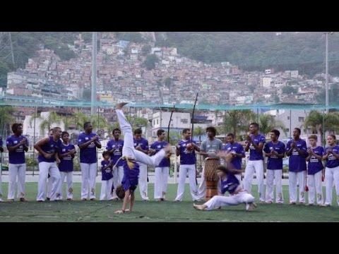Capoeira es patrimonio cultural de la UNESCO