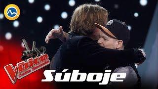 Gambar cover Hanza a Hönig - Every Breath You Take (The Police) - Súboje - The VOICE Česko Slovensko 2019