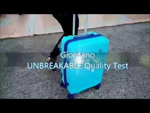 Girodano UNBREAKABLE Quality Test video