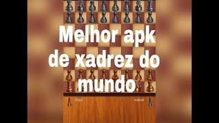 Melhor jogo de xadrez do mundo.