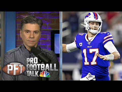 NFL Week 3 Rip Thru: Bills Need To Slow Down Rams' Pass Rush | Pro Football Talk | NBC Sports