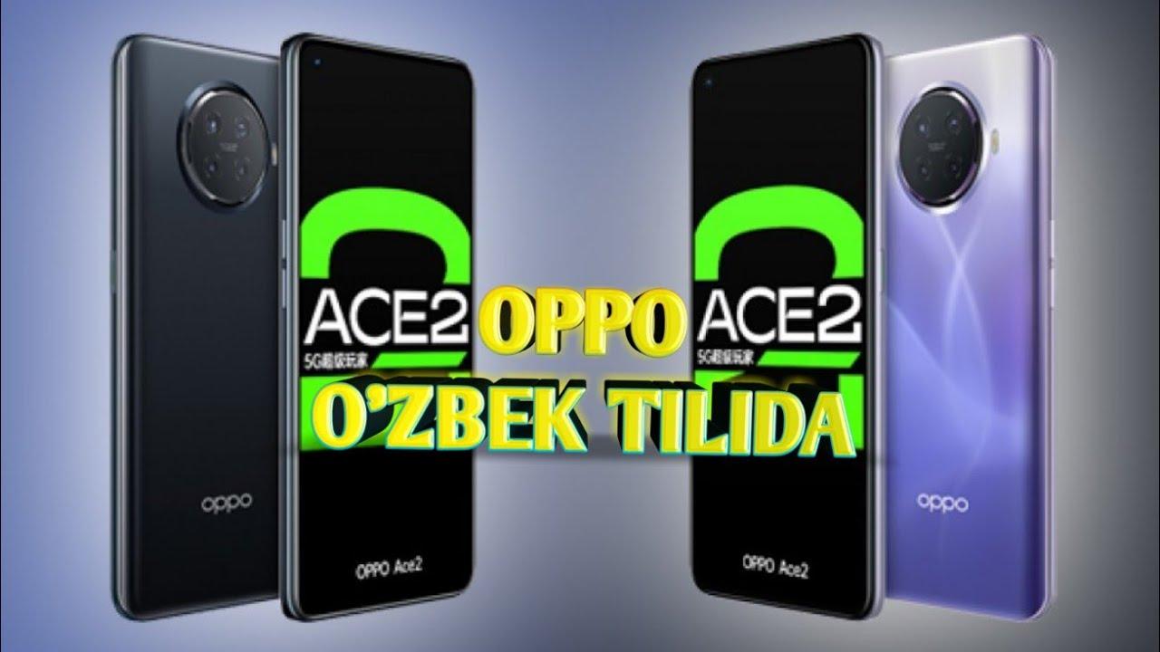 OPPO ACE 2 TAQDIM ETILDI /NARXI VA TEXNIK MALUMOT // ENG KUCHLI TELEFON 2020