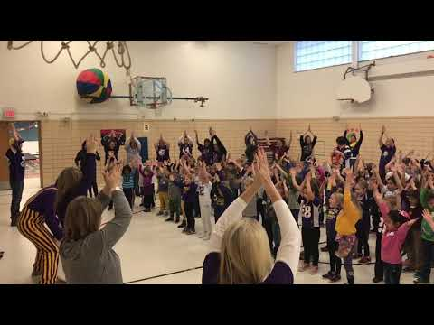 Sanford Education Center Skol Challenge!!
