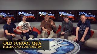Old School Runescape Q&A - Hellhound Boss/Skilling Boss/Dark Hammer