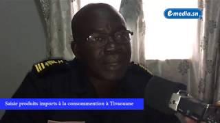 Tivaouane : Saisie de produits impropres à la consommation
