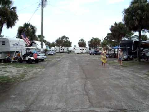 Campers Inn Campground Panama City Beach Florida