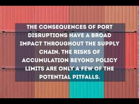 Potential Consequences for Port Disruptions