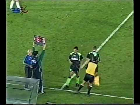 Sporting - 3 x FC Midtjylland - 2 de 2001/2002 Uefa