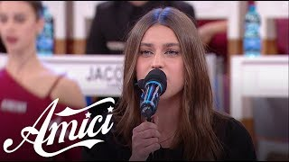 "Amici 19 - Gaia - People help the people - Torneo ""I migliori"""