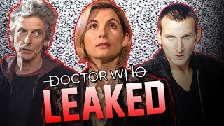 Doctor Who LEAKED - A History of Doctor Who Leaks