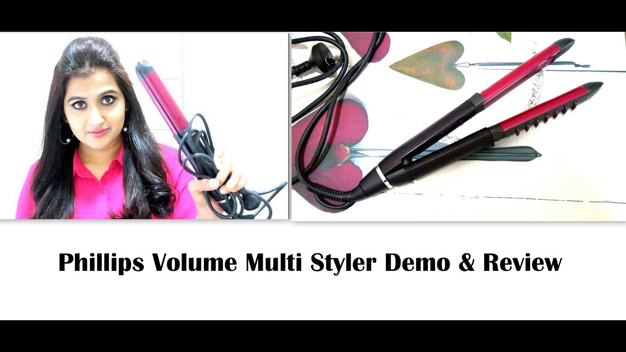 How to use multi-styler for hair Reviews on the most popular models 81