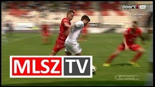 Dunaújváros - DVTK   0-0   OTP Bank Liga   27. forduló   MLSZTV