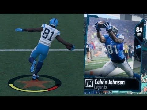 MUT 18 - Doritos Calvin Johnson Megatron Balling! Madden 18 Ultimate Team Gameplay