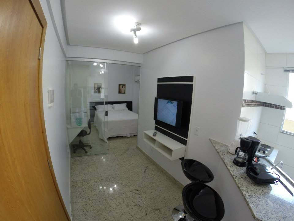 Aluguel de flats no setor Bueno  Av T2 Residence