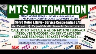 MTS Automation Dubai Servo Motor Encoder Resolver Heidenhain Repair UAE Bahrain Oman Saudi KSA