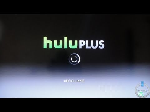 how to get hulu on xbox 360