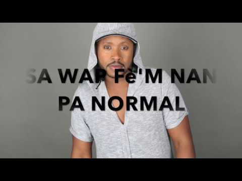 DAAN JUNIOR - SA WAP Fè'M NAN PA NORMAL- Suivez-moi sur instagram daan_junior_officiel