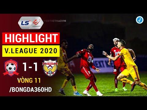 Hai Phong Hong Linh Ha Tinh Goals And Highlights