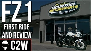 Yamaha FZ1 - First Ride and Review
