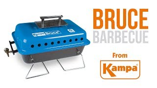 Kampa | Bruce Barbecue | Product Overview