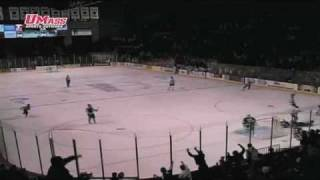 UMass Hockey Highlights From 3-3 Tie Against Providence