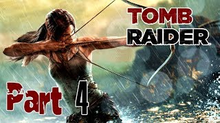 Tomb Raider 2013 : Part 4- The Solarii (No Commentary)