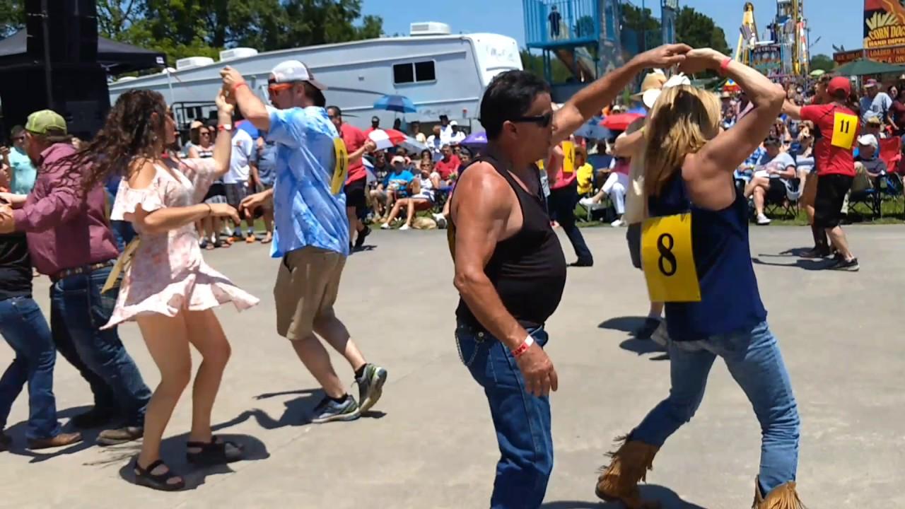 The Cajun Waltz Dance