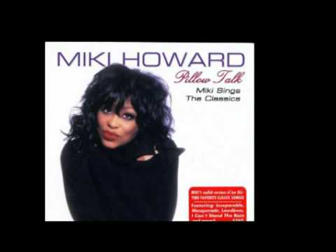 MIKI HOWARD - I CAN'T STAND THE RAIN