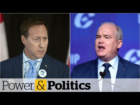 How has COVID-19 changed the Conservative leadership race?