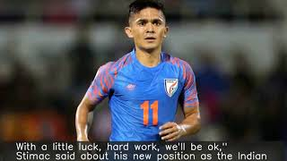 Took chance as India is sleeping giant in football: Stimac