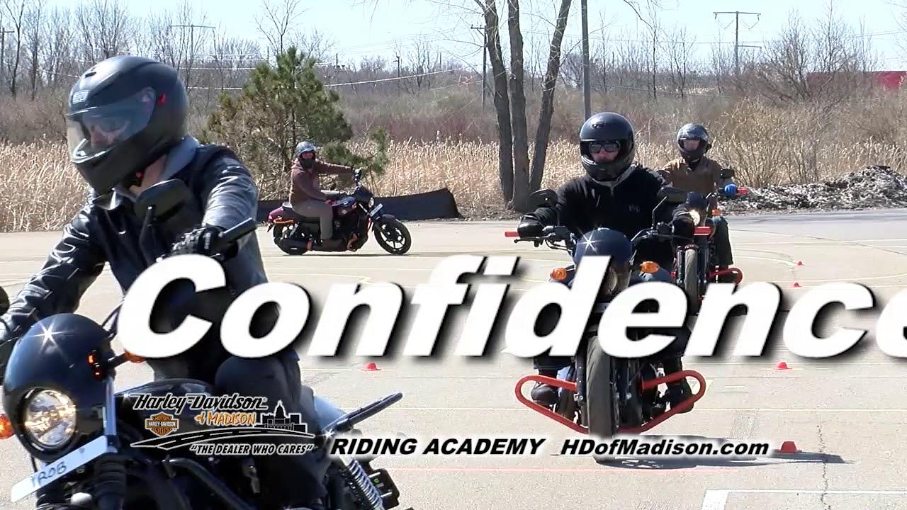 H-D of Madison : Riding Academy | Harley-Davidson of Madison