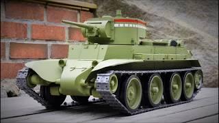 RC BT-7 teaser